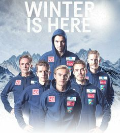 Ski Jumping, Winter Is Here, Pretty Little Liars, Dream Team, Skiing, My Favorite Things, Baseball Cards, Boys, Cute