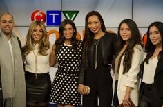 How to Rock Leather #Fashion #Winter #FashionTrends #Ottawa #CTVMorningLive #FallFashion