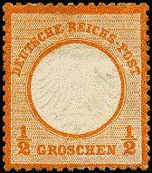 Briefmarke Deutsches Reich