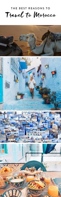 The sky-blue alleyways, world-class food and cobblestone markets are just the beginning.