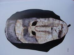 Romanian mask Folklore, Romania, Masks, Gypsy, Skull, Comics, Artwork, Work Of Art, Comic Book
