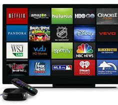Roku pioneered streaming to the TV and operates the streaming platform in the US. Learn more about our company, Roku OS, Roku players, Roku TVs, OTT advertising and more. Tv Services, Cable Television, Live Hd, Instant Video, Internet Tv, Home Phone, Formulas, Tech Gifts, Ways To Save