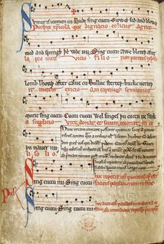 """""""Sumer is cumen in"""" is found on f. 11v. of Harley MS 978, which is one of the world's most famous medieval music manuscripts. The manuscripts contains the fables of Marie the France, medical texts and recipes and a glossary of herbs."""