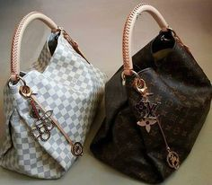 bag, fashion, and Louis Vuitton image Louis Vuitton Handbags, White Louis  Vuitton Bag 21d97281a09