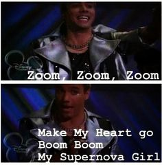 Zenon...loved this movie!