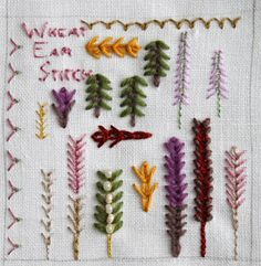 It's already halfway through June, so I am slow, but it isn't too late to start the summer-long stitch school I have been thinking about. I...