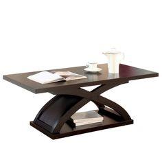 Hokku Designs Gnarls Coffee Table & Reviews | Wayfair