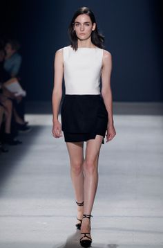 Narciso Rodriguez - Runway - Mercedes-Benz Fashion Week Spring 2014
