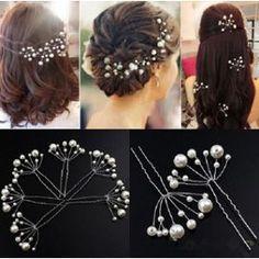 Bijoux de Cheveux #Mariage #Accessoires #Wedding #Coiffure