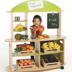 Role Play Mobile Market Stall #mobilemarketingstall