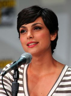 """Morena Baccarin - """"Showtime: Tired of Ordinary Television?"""" New Season Preview - Comic-Con 2011"""