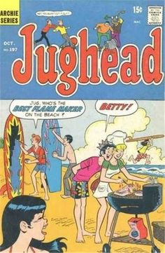 Jughead 197, Archie Comic Publications, Inc. https://www.pinterest.com/citygirlpideas/archie-comics/