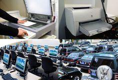 máy photocopy được đưa vào danh sách mua sắm tập trung