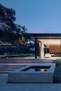 — envibe:  • Oak Pass House •  Designed by Walker...