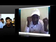 INGRAM JONES TALKS #CRICKET TO PLAYERS IN #INDIA