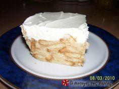 Χιονούλα 2 #sintagespareas Greek Cake, Summer Cakes, Vanilla Cake, Sweet Recipes, Pie, Desserts, Food, Torte, Tailgate Desserts