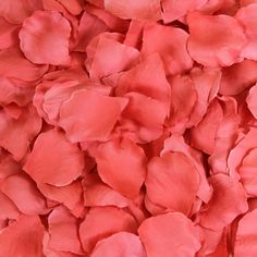 Artificial rose petals, the most economical, easy and quick way to dress up your party. Can be used for a variety of uses such as: sprinkle