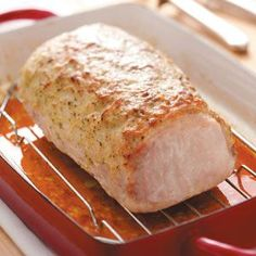 ***Ranch Pork Roast - Works in the crock pot. Sear on the stove in oil on every side first and the flavors really come out..