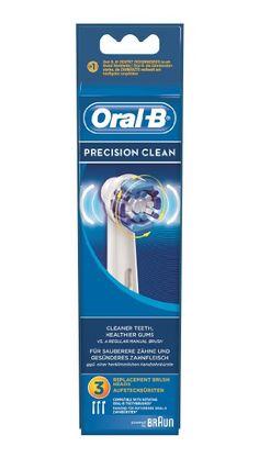 ¡Chollo! Pack 3 cabezales de recambio Oral-B Precision Clean por 6 euros.
