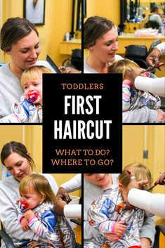 Taking your kid for the first haircut is a nerve-racking experience for moms. Here's my experience with Cora's haircut at SmartStyle saloons. Baby Boy First Haircut, Baby Girl Haircuts, Toddler Haircuts, Gentle Parenting, Parenting Hacks, Toddler Preschool, Toddler Activities, Haircut Tip, Toddler Milestones