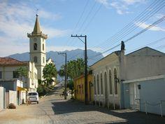 Morretes, Paraná, Brasil - pop 16.381 (2014)