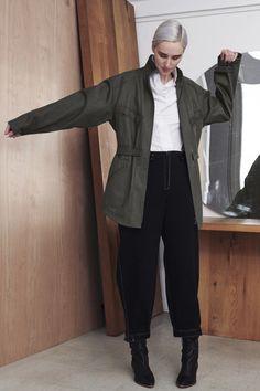 Zero + Maria Cornejo Fall 2021 Ready-to-Wear Collection - Vogue Runway Fashion, Fashion News, Zero Maria Cornejo, Fashion Show Collection, Ready To Wear, Vogue, Autumn Fashion, Women Wear, Normcore