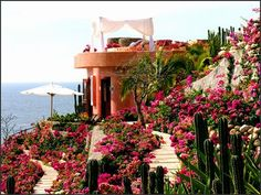 Costa Careyes | Casa Triton | Careyes Villas | Villas Caribe