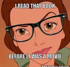 So true you said it Belle!