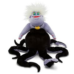 Wish I could still buy one of these!     Ursula Plush Doll - 14'' | Plush | Disney Store