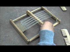 Tessitori nel Neolitico - YouTube