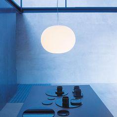 Glo Ball #flos #lighting #jaspermorrison #blown #glass #lights #glo #ball #globe #moon #illumination