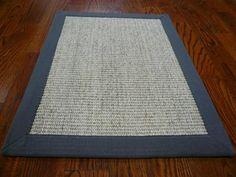 Hand-woven with natural fibers, this casual area rug is innately soft and durable. This densely woven rug will add a warm accent and feel to any home. The natural latex backing adds durability and helps hold the rug in place.RugStudio # 46924Brand:...