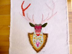 Yolanda Andres keeps up the Tradition with her Original Designs in Embroidery
