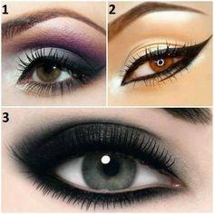 Eyes Makeup Ideas...