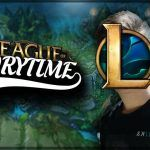 League of storytime