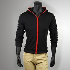Color Contrast Zip-Up . Shop Now At  http://sneakoutfitters.com/collections/new-in/products/color-contrast-zip-up-ao-cccwb-hf-w88-so48