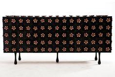 Credenza Industrial Fai Da Te : 25 best credenza doors images home furnishings cabinet furniture