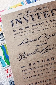 Love these. Do a antique color of envelope, and add some aging effects, and use a hot wax with stamp closure!