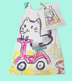 Jaimee Newberry, mãe de dois filhos, teve a brilhante ideia de costurar para sua…