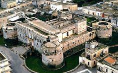Corigliano d'Otranto (castello de' Monti) Lecce