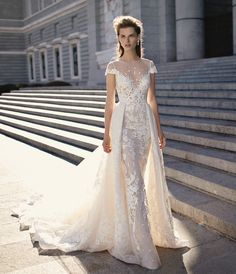 The trend of wearing more than one dress for the wedding day calls a bigger desire to be stylish, fun, and different. However, not every bride has the budget for multiple dresses, or the time to get changed on the big day.  With a convertible wedding dress, you get the best of both worlds: the …
