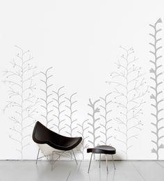 Interior Design   Monochrome Wall Sticker