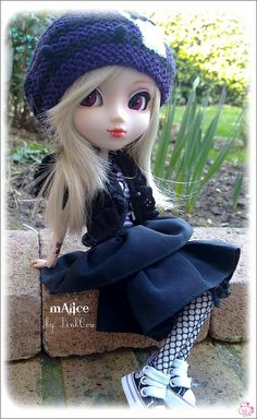 I want one of these dolls Anime Dolls, Blythe Dolls, Girl Dolls, Beautiful Barbie Dolls, Pretty Dolls, Divas, Cute Baby Dolls, Kawaii Doll, Gothic Dolls