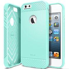 iPhone 6 Plus Case, Obliq [Non-Slip] [Slim Fit] iPhone 6 Plus (5.5) Case [Flex Pro][Mint] 6s Obliq http://www.amazon.com/dp/B00NFYJH5W/ref=cm_sw_r_pi_dp_Et2Qvb02NDHVJ