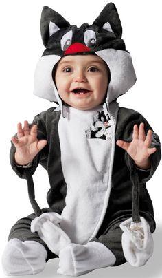 Disfraz de Silvestre™ para bebé. Disponible en www.vegaoo.es