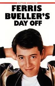 Life moves pretty fast. If you don't stop and look around once in a while, you could miss it. Matthew Broderick in Ferris Bueller's Day Off - Bueller.....Bueller....Bueller....