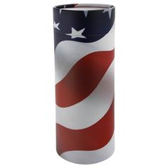 Patriot Scattering Tube for Ashes | Make a scattering ceremony easier with this honorable eco-friendly tube.