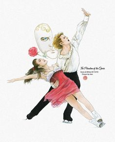 Meryl Davis and Charlie White - Phantom of the Opera