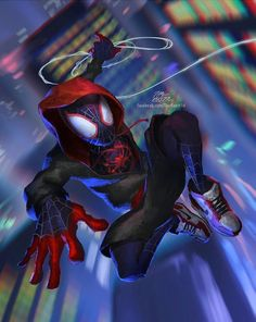 What did you guys think of the trailer for the Animated Miles Morales movie? I thought it was great! Here is some killer art by Key Film Dates:: Marvel - Thor: Ragnarok: Nov 2017 - Black Panther: Feb 2018 - New Mutants: Apr Marvel Comic Universe, Comics Universe, Marvel Dc Comics, Marvel Heroes, Marvel Avengers, Ultimate Spider Man, Batwoman, Nightwing, Amazing Spiderman