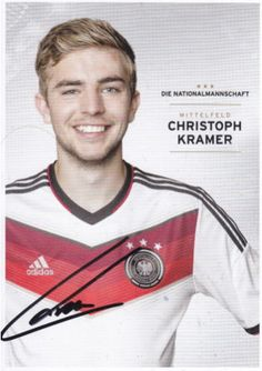 Kramer, Christoph WM 2014 -